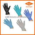 Embalaje de la caja de guantes de nitrilo para uso industrial o de uso médico con el ce/fda/iso marca