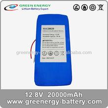 prismatic lifepo4 battery lifepo4 12v 20ah