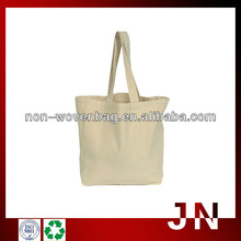 Organic Fashion eco Blank printined Cotton Tote Bag canvas tote bag