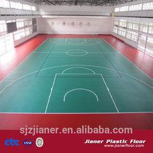 Hot Sale PVC vinyl flooring for basketball