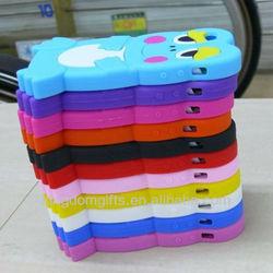 Fashion Animal shaped Silicone phone cases