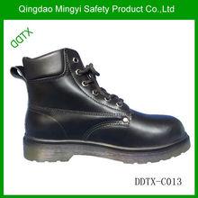 thick heel no metal free work boot