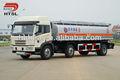 Faw marca 6 x 2 caminhão tanque de óleo dimensão 11350 x 2495 x 3650