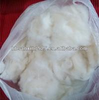 Super white fine sheep lamb wool 17-21.5 mic 65-85mm