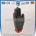 Seeway metal de malla guantes