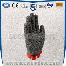SEEWAY metal mesh gloves