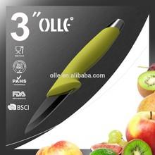 Healthy Rustproof Handle Kitchen Ceramic Knife