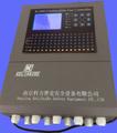 funcionamiento fácil 16 canal digital de pantalla lcd detector de gas combustible sistema de control distribuido