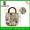 Women Oxford Canvas Handbag Tote Beach Shopping Bag Hobo Lunch Little Bag