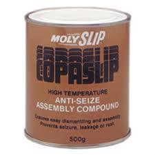 Molyslip Copper AntiSieze Compound