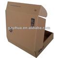 venta al por mayor de pared simple ropa cajas de envío