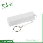 RoHS Slim Universal External Portable Mobile Charger USB Power Bank