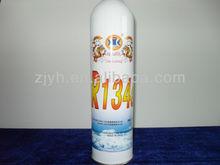 car ac refrigerant r134a gas