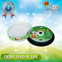cheap bulk dvd sale in cake box