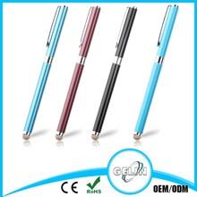 2014 promotional erasable ball pen stylus pen