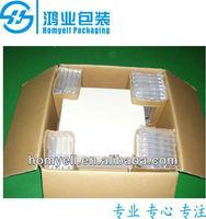 air cushion edge protector, air filled corner protector,shockproof corner protector
