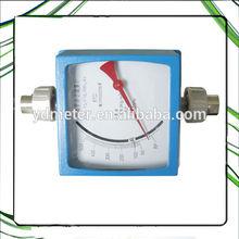 Digital metal rota flow meter for air, liquid