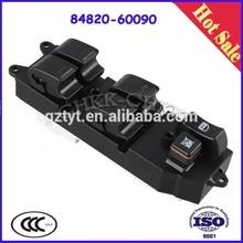 Para Toyota interruptor de la ventana parte # 84820 - 60090 Yaris / Hiace / Hilux