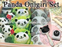 cookware kitchenware utensils food bento lunch box tools set nori puncher animal shape panda rice ball onigiri molds 75924