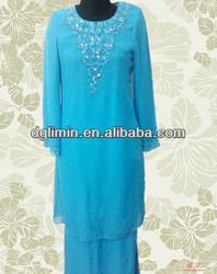 Fashion Design Baju Kurung for Wholesale C80086