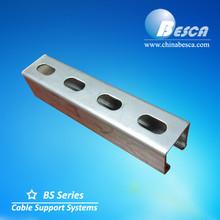 Carbon Steel Strut Channel (UL, cUL, CE, IEC and SGS)