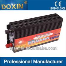 12V 220V modified sine wave 1200 watt power inverter
