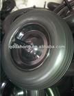 PU flat free/Polyurethane (PU) wheel