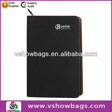 2013 customized print agenda notebook
