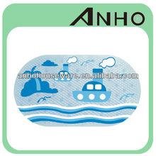 PVC children bathroom mat
