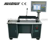 RGQ-5 balancing machine for cross flow blower