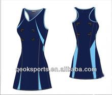 Girl Netball Dress Uniform ,Tennis Dress
