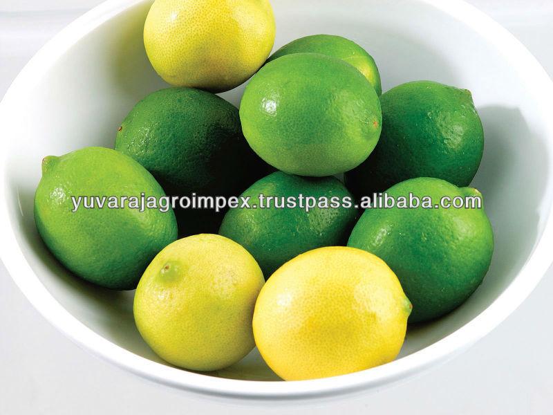 Natural Green Lemon