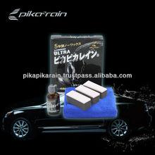 Nano hydrophobic glass coating for cars , made in Japan , Ultra Pika Pika Rain