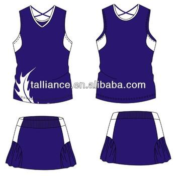 tennis short skirt/ sublimation short sleeve skirt