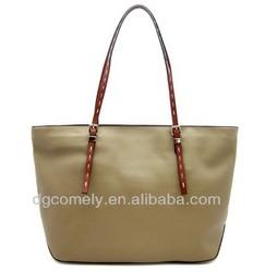 Comely handbag 2015 china manufacturer big clear travel tote bag crocodile luggage bag popular young women handbag