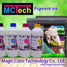 Bulk pigment ink for epson