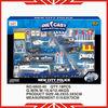 1:87 scale trucks 6602-40 police series toy car die cast model toy car