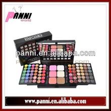 Hot sale 78 color eyeshadow palette miss rose eye shadow