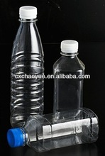 250ml,350ml Series Juice,Water Plastic Pet Bottle With Tamper-proof cap