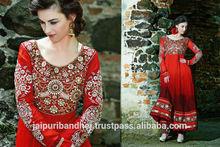 Bollywood Indian Designer Partywear Wear Gherdaar Anarkali Suit online fashion shopping salwar kameez 2013