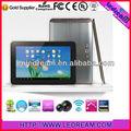 Yüksek kaliteli 3g tablet pc android 4.2 gps 3g sim kart yuvası android tablet