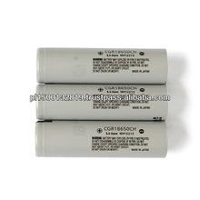 18650 high discharging rate battery cgr18650 2250mah 3.7v