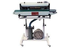 Nitrogen -air -flushing Inflatabel Automatic Sealing Machine