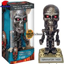 Terminator T-600 Custom Polyresin Bobble Head