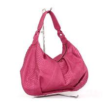 Women Luxury Genuine Python Snake Skin Hobo Bag Leather Handbag Manufactuer