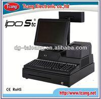 supermarket cashier machine/supermarket pos terminal /cash register