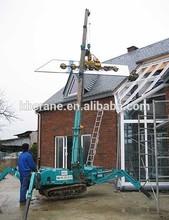 Newest Mobile Hydraulic Crane