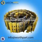 Excavator Track Link Group/track Shoe/Excavator Track Link Assembly