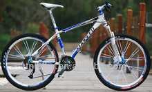 pulgadas 26 nuevo estilo de diseño único 27 velocidad de bicicleta de montaña