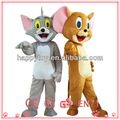 Hot vente cartoon salut, rôle 2013 tom et jerry costume film